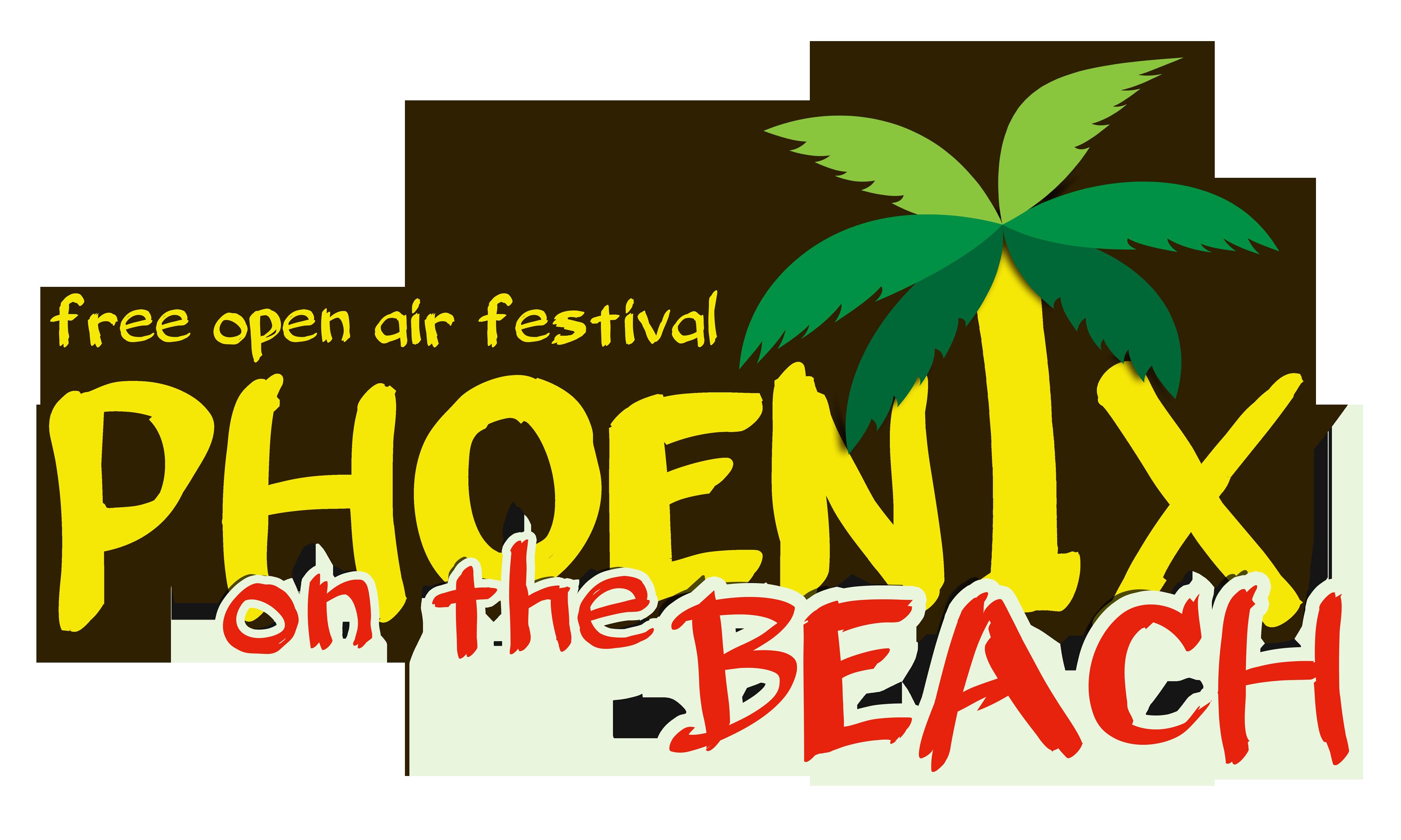 Phoenix On The Beach
